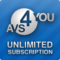 AVS4YOU Unlimited Subscription +